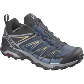 Salomon X Ultra 3 GTX Schoenen Heren, dark denim/copen blue/pale khaki